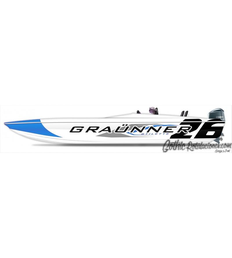 Graunner Stilette 26