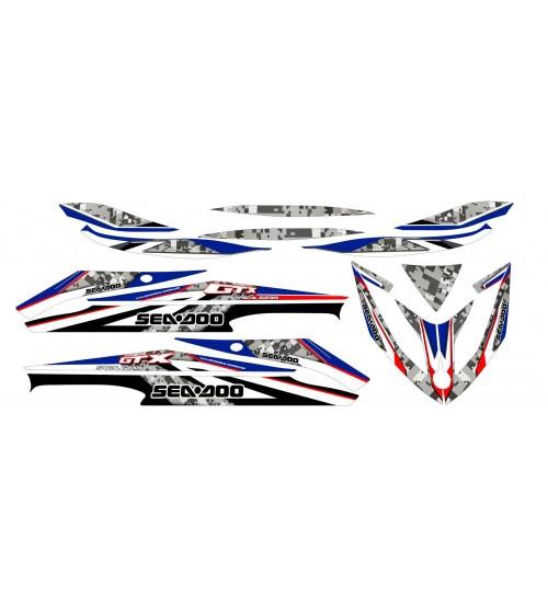 Seadoo GTXS AQ001