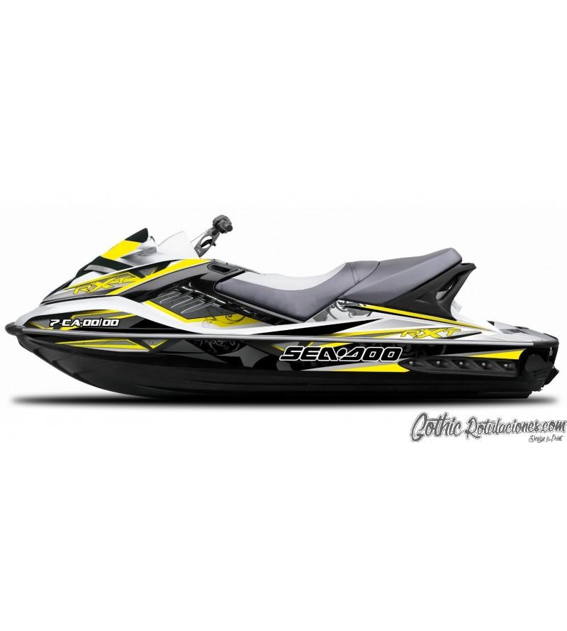 Seadoo RXT255 AQ001