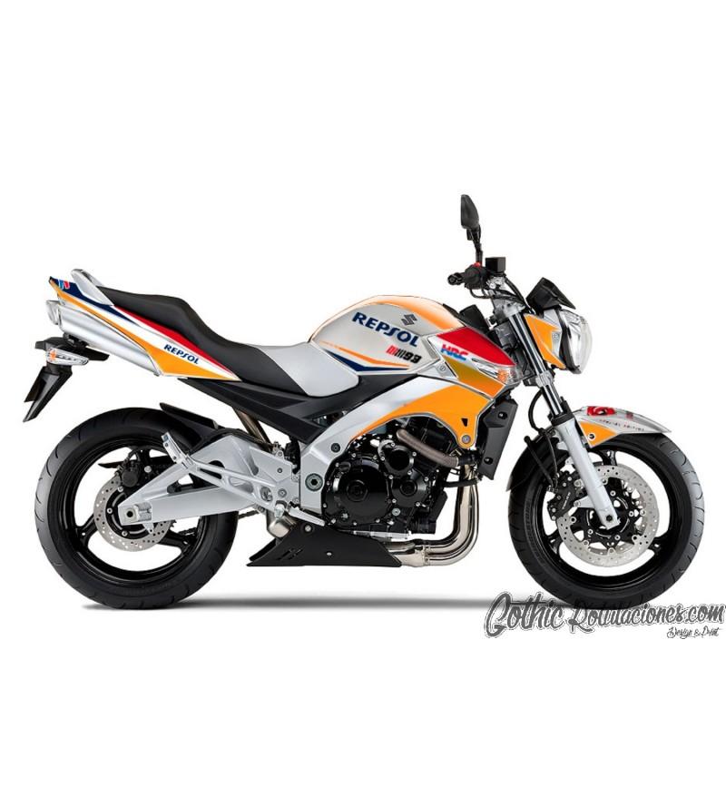 Suzuki GSX naked