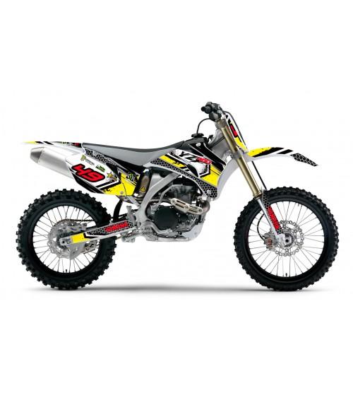 Yamaha YZF 2007 al 2009