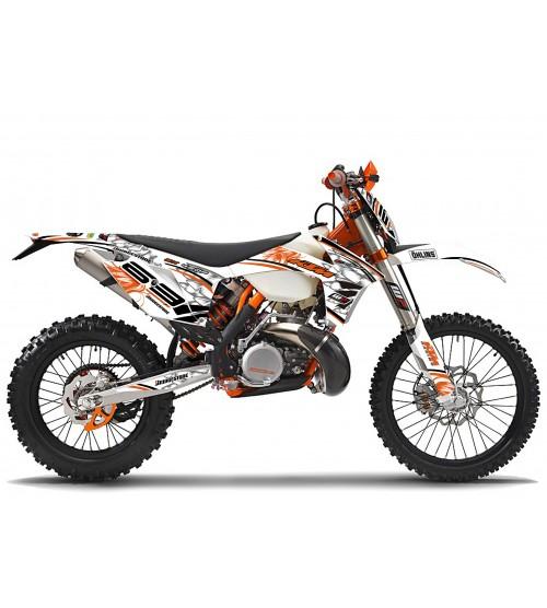 ktm SX 2011 al 2012 EXC 2012 al 2013