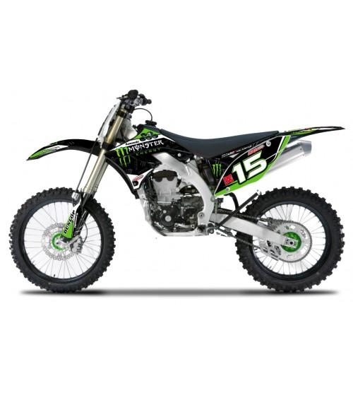 Kawasaki Kx 250F 2011