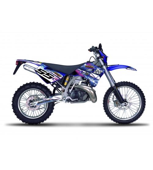 GasGas 2001 al 2004