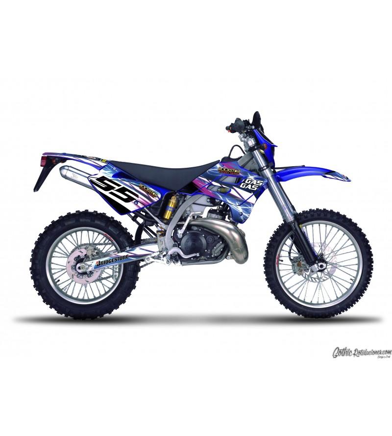 GasGas 2001 al 2003