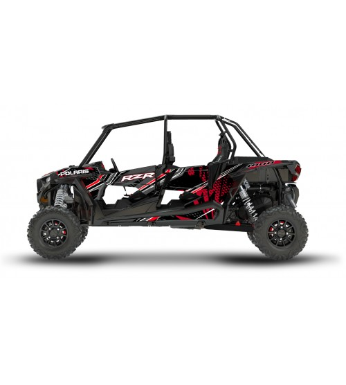 Polaris RzR 1000 4 plazas