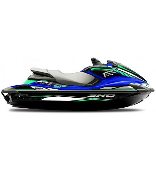Yamaha FZR AQ005