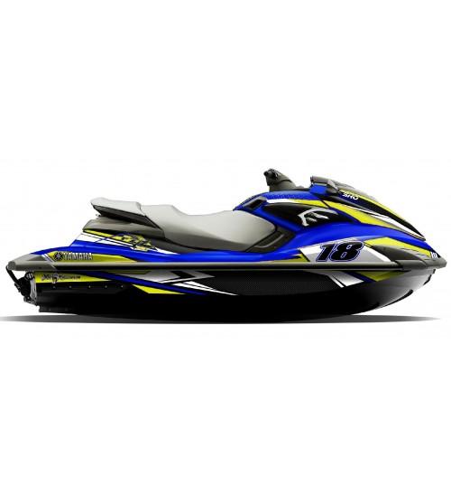 Yamaha FZR AQ006
