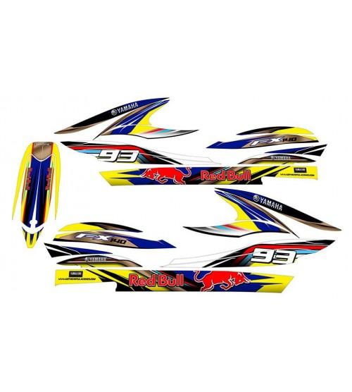 Yamaha FX 140-160