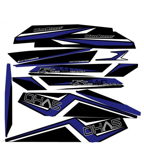 Yamaha FX SVHO AQ002