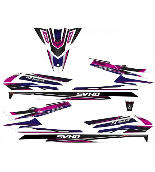 Yamaha FX SVHO AQ014
