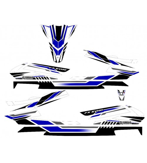 Yamaha FX SVHO AQ015