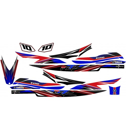 Yamaha FZR AQ