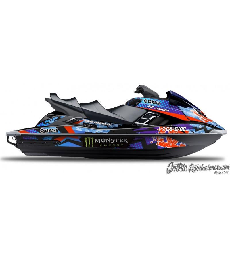 Yamaha FX SVHO AQ021