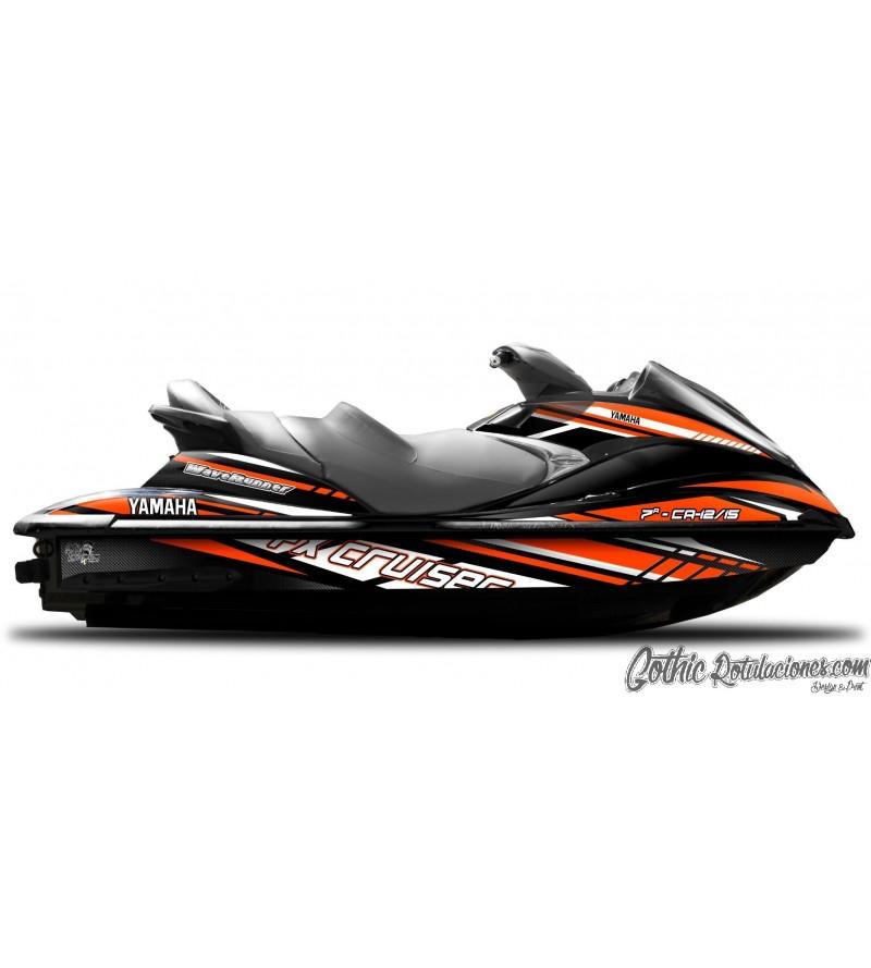 Yamaha FX Cruiser AQ004