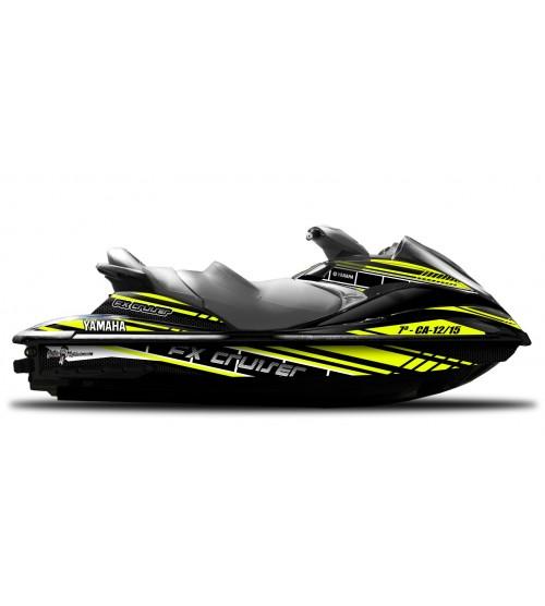 Yamaha FX Cruiser AQ008