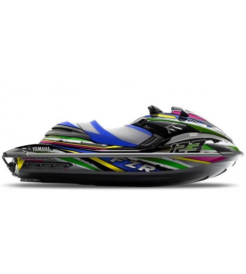 Yamaha FZR AQ003